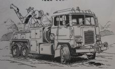 Scammell. EKA.Recovery.CL, 6x4.Illustrated parts Catalogue.